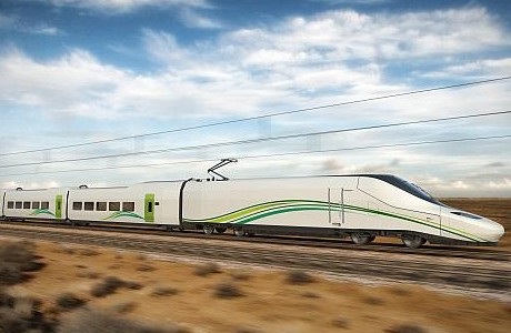 eFACiLiTY® for Haramain High Speed Rail Project, Kingdom of Saudi Arabia